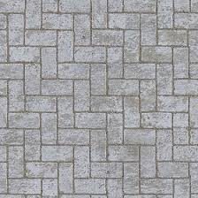 Concrete Paving Herringbone Outdoor Texture Seamless 05860