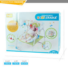 Cheap Price Remote Control Electric Bouncer Rocking Swing Baby