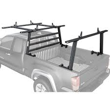 100 Truck Rack Accessories Universal Aluminum Headache Ladder Utility WOver