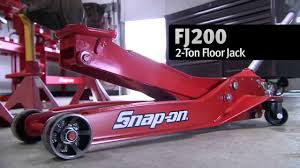 Northern Tool 3 Ton Floor Jack by Snap On 2 Ton Floor Jack Fj200 Youtube