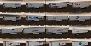 Real Company Box Trailers V2.0 Mod - American Truck Simulator Mod ... Truck Trailer Transport Express Freight Logistic Diesel Mack Kllm Services Richland Ms Rays Truck Photos Driving School Best Cdl Class A School Youtube Svc Kllm10 Twitter Trucking Companies That Hire Inexperienced Drivers Home Facebook Lease Purchase Vs Company Driver Why Is It The