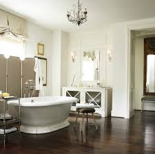Chandelier Over Bathtub Soaking Tub by Chandelier Over Bathtub Transitional Bathroom Style At Home