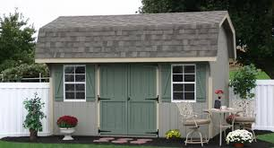 6 X 8 Gambrel Shed Plans by Amish Portable Gambrel Sheds And Barns Buy Direct