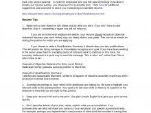 Beautiful Resume Skills Summary Examples Example Copy And Paste Template