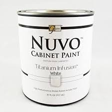 Nuvo Cabinet Paint Video by Nuvo Cabinet Paint Titanium Infusion Quart By Giani Granite