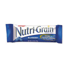 Nutri Grain Cereal Bars Blueberry Indv Wrapped 13oz Bar 16