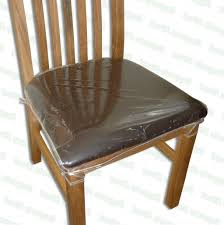 Clear Vinyl Dining Chair Covers Httpimages Pinterest Plastic Room Beautiful Ideas