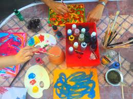 Art Meditation Workshop 10 Topic Creating Mandalas
