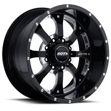 100 Trucks With Rims Aftermarket Truck Wheels Novakane SOTA Offroad
