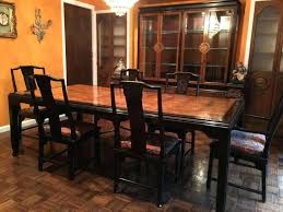 Cherry Dining Room Set S Thomasville Collectors Chairs