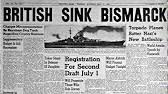 Johnny Horton Sink The Bismarck Karaoke by Sink The Bismark Johnny Horton Youtube