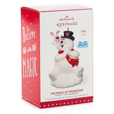 Frosty The Snowman Christmas Tree Theme by Amazon Com Hallmark Keepsake Ornament Frosty The Snowman The