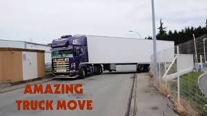 AMAZING Truck Move - Awesome Truck Turning In The Tough Road HD (1 ... Turning Circle Calculator Truckscience Steering And Alignment Ppt Download 28 Images Of Semitrailer Radius Template Tonibestcom Knorr Bremse Tebs Semi Trailer Truck Axle Download Dimeions Of A Jackochikatana Pickup Infovianet Appendix C Performance Analysis Specific Design November 2015 Dot Csa Insights Success Ahead