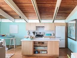 100 Mid Century Modern Beach House This Midcentury Modern Beach House Kitchen Is Light Bright