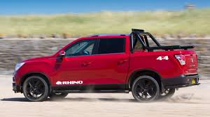 100 New Truck Reviews Drivecouk The Latest Ssangyong Musso Pickup 2018 Reviewed