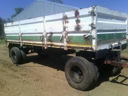 15 Ton Truck Trailer | Junk Mail