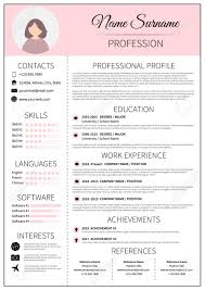 Resume Template For Women. Modern CV Layout With Infographic... Best Resume Layout 2019 Guide With 50 Examples And Samples Sme Simple Twocolumn Template Resumgocom Templates Pdf Word Free Downloads The Builder Online Fast Easy To Use Try For Mplate Women Modern Cv Layout Infographic Functional Writing Rg Examples Reedcouk Layouts 20 From Idea Design Download Create Your In 5 Minutes Ms 1920 Basic 13 Page Creative Professional Job Editable Now