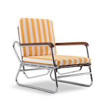 Tubular Chrome Chaise Longue / Arm Chair, 1950s