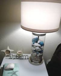 Fillable Table Lamp Clear Glass by 26 Best What To Put In My New Glass Lamp Images On Pinterest