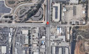100 Metropolitan Trucking Inc Pedestrian In Critical Condition After Car Hits Him In Azusa