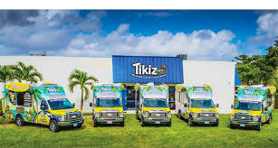 Tikiz Shaved Ice Cream
