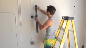 Trx Ceiling Mount Alternative by How To Install A Stud Bar Pull Up Bar Into Metal Studs Youtube