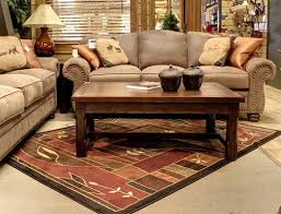 Southwestern Area Rug Living Room Furniture Ideas