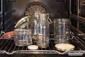 flaschen gläser und utensilien richtig desinfizieren und