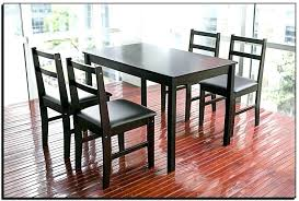 Dining Room Sets Under 200 Furniture 5 Piece Table Set Amazing Amazon Com Glass