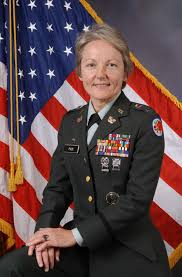 Beverly Louise Pack Chief Warrant ficer Four Army National