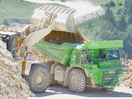 100 Biggest Trucks In The World S Largest Electric Vehicle The EDumper Is A 121ton