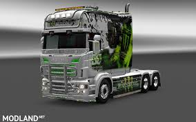 Scania RJL Monster Energy Skin Mod For ETS 2 Monster Energy Chevrolet Trophy Truck2015 Gwood We Heart Sx At Sxsw 2017 Monster Energy Trailer Standalone V10 Ets2 Mods Euro Truck Highenergy Trucks Compete In Sumter The Item Monster Energy Pinterest 2013 King Shocks Hdra 250 Youtube Ballistic Bj Baldwin Recoil 2 Unleashed Truck Stock Photos Building 4 Jprc Gs2 Rc Pro Mod Trigger Radio Controlled Auto 124 Offroad Auto Jopa
