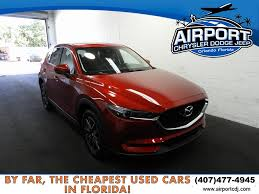 MAZDA CX-5 For Sale In Orlando, FL 32803 - Autotrader