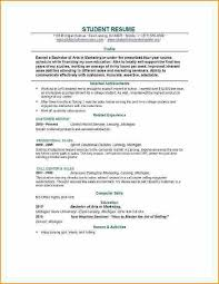 Resume Examples For 14 Year Olds ResumeExamples