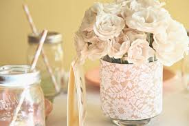 Contemporary Wedding Table Accessories And Decoration Using Cute Centerpiece Extraordinary For
