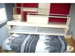 lit mezzanine 1 place bureau integre lit estrade 2 places lits escamotables et lits mezzanines meubles