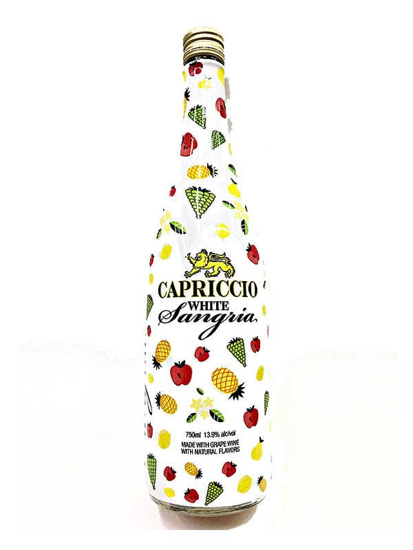 Capriccio Sangria, White - 750 ml