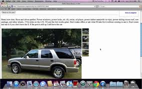 4x4 Chevy Trucks For Sale By Owner Craigslist - Daily Instruction ...