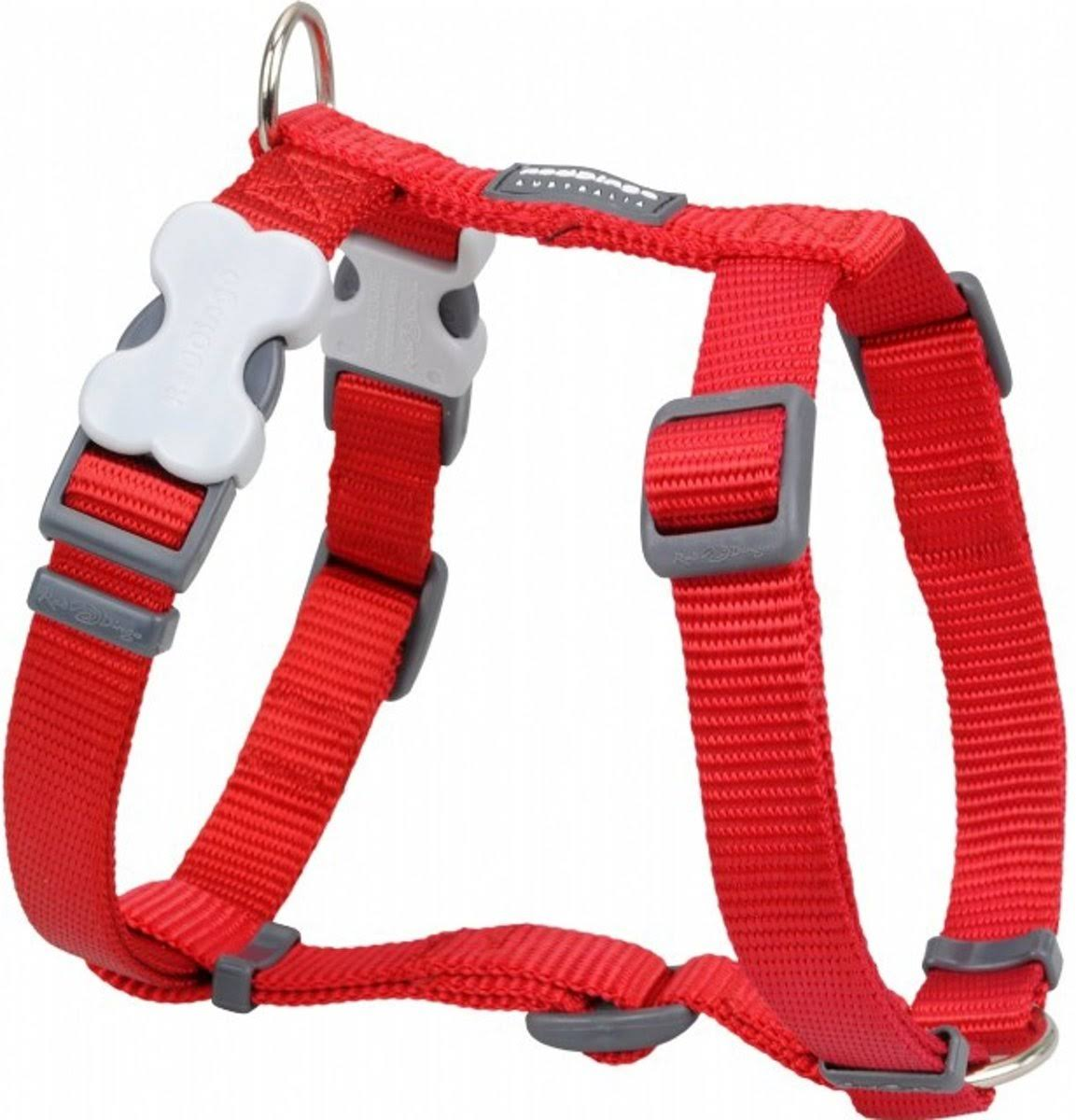 Red Dingo Dog Harness - Red, X-Large