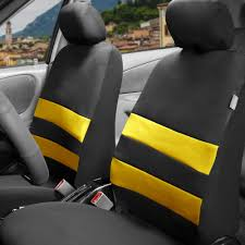 Neoprene Seat Covers Front Buckets For SUV Van Sedan Coupe Truck ...