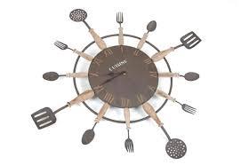 horloge de cuisine pendules de cuisine pendule de cuisine moderne horloge cuisine