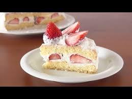 Strawberry Shortcake ショートケーキだ作り方 OCHIKERON CREATE EAT HAPPY