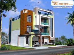 100 Triplex Houses Pin By Apnaghar On House Design House Design