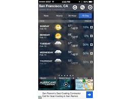 Updated Weather Channel App is a Must Have for iPhone Users