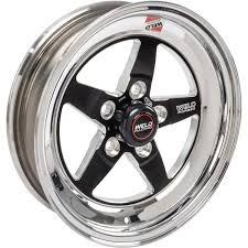 Weld Racing 71LB-504A16A: RT-S Series S71 Wheel Size: 15