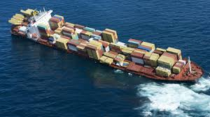 10000 Shipping Containers Lost At Sea Each YearHeres A Look One