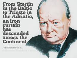 Winston Churchills Iron Curtain Speech Summary by Winston Churchill Iron Curtain Quote Nrtradiant Com