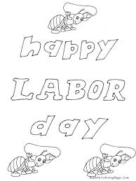 Best Labor Day Coloring Pages 19 In Site With