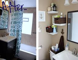 bathroom decorating ideas blue and brown house decor picture