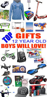 Great Birthday Presents For A 12 Year Old Boy rsgoldfuncom